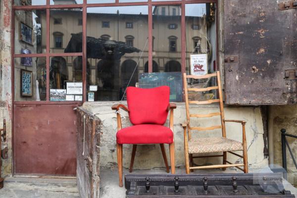 Sessel Antiquität in Arezzo