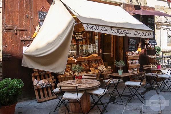 Alte Taverne in Arezzo