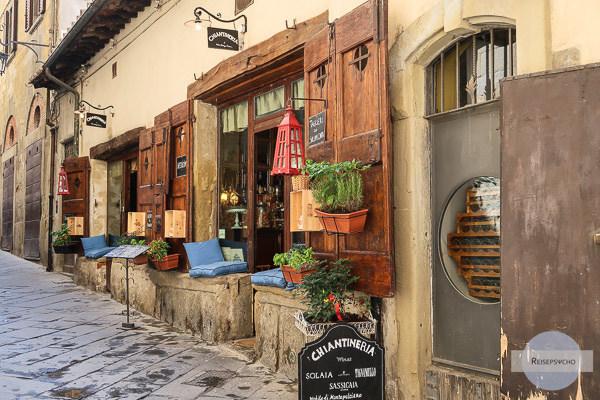 Chiantineria in Arezzo