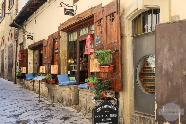 Chianteria in Arezzo