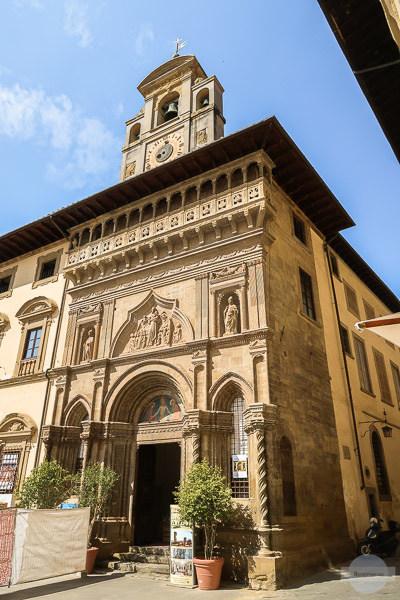 Palazzo in Arezzo