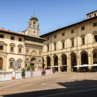 Arezzo - mittelalterlicher Geheimtipp in der Toskana