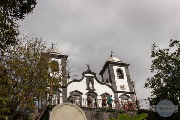 Kirche am Monte in Funchal