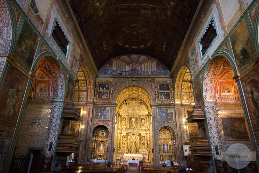 Kirche des Jesuitenordens in Funchal