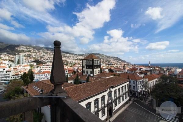 Dachterrasse Igreja do Colegio in Funchal
