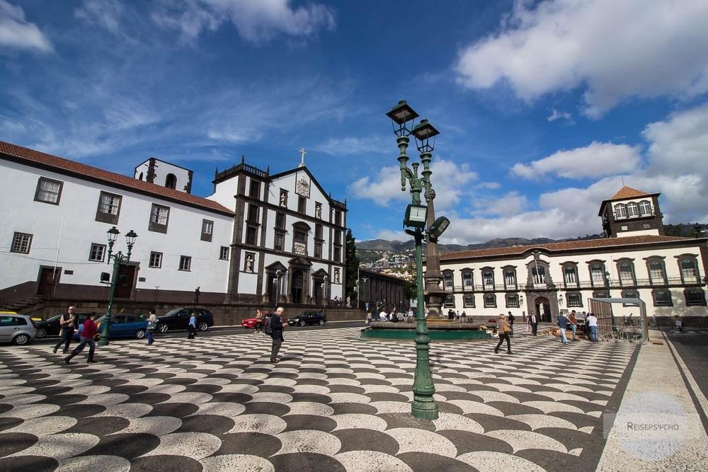 Platz in Funchal