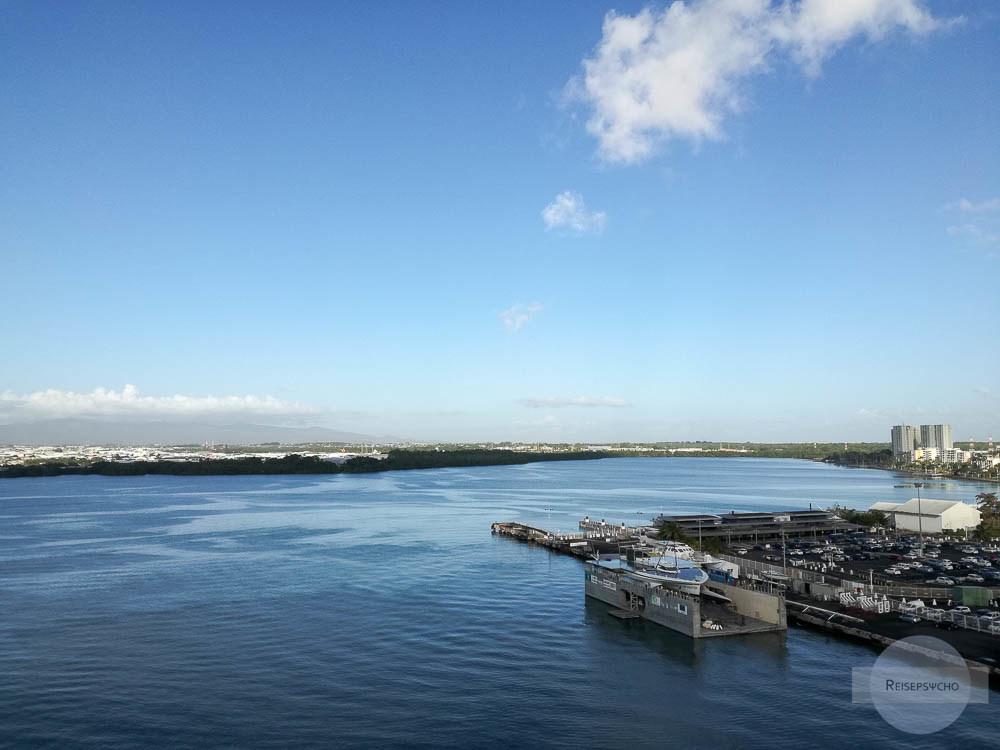 Hafen in Point-a-Pitre