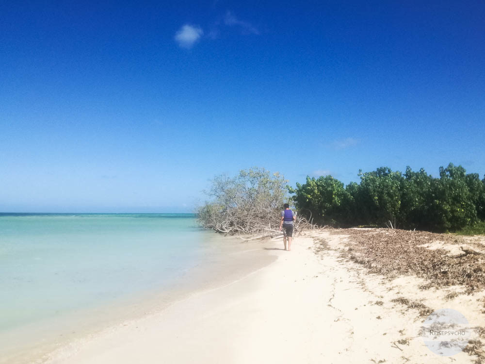 Guadeloupe Insel Blanc