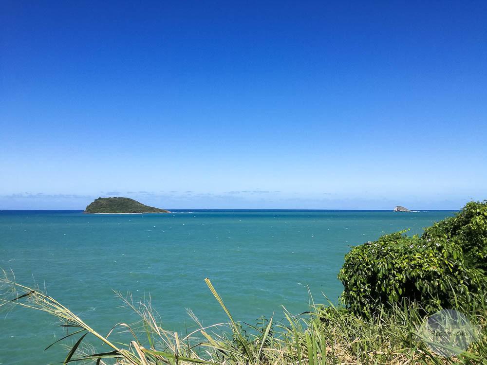 Guadeloupe Urlaub: Aussicht auf das Meer