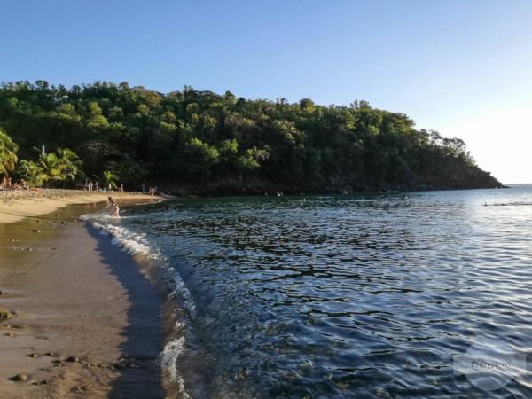 Schnorcheln auf Guadeloupe - hier auf Petit Anse
