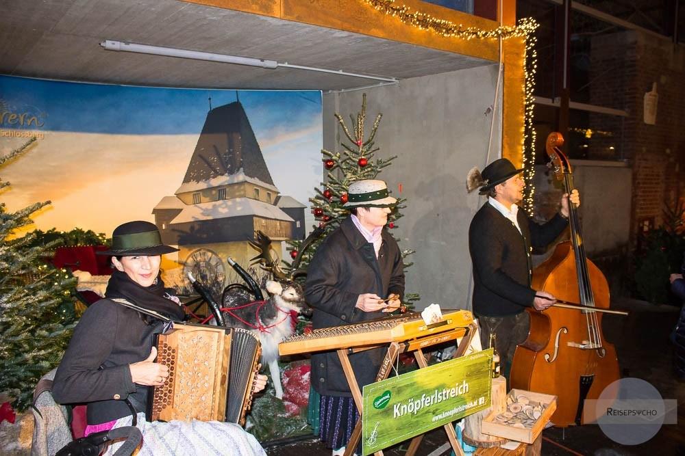 Musik in den Kasematten am Schlossberg Graz im Advent