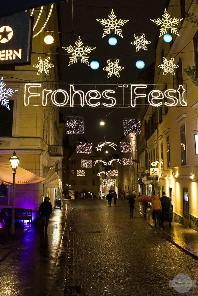 Frohes Fest in Graz