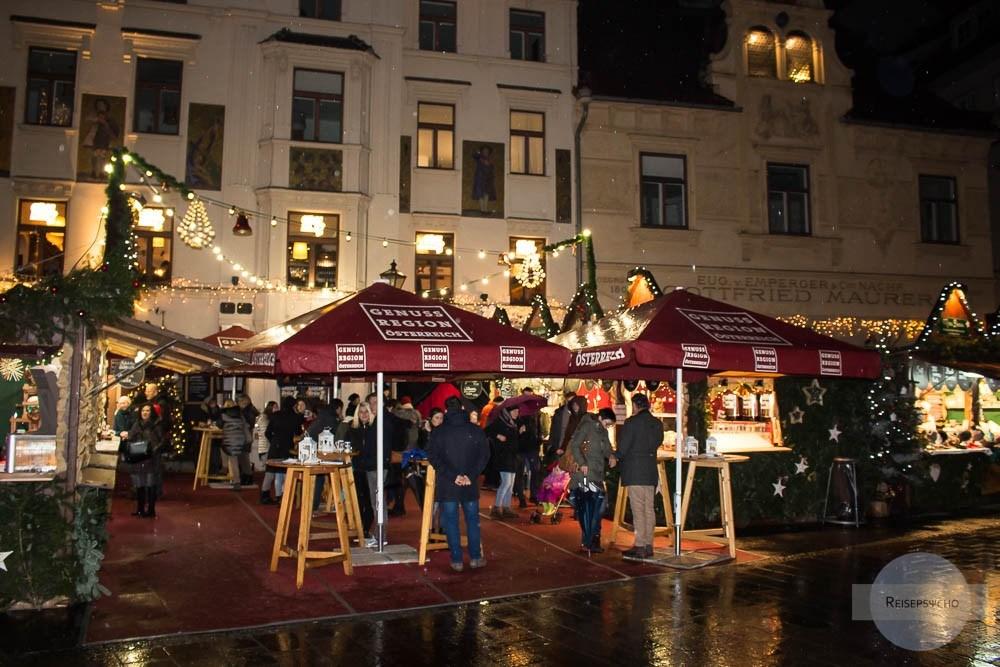 Christkindlmarkt am Glockenspielplatz - Graz Advent