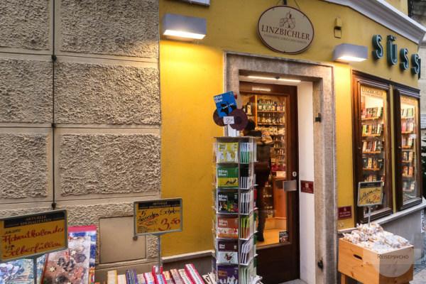 Schokolade kaufen in Graz beim Linzbichler