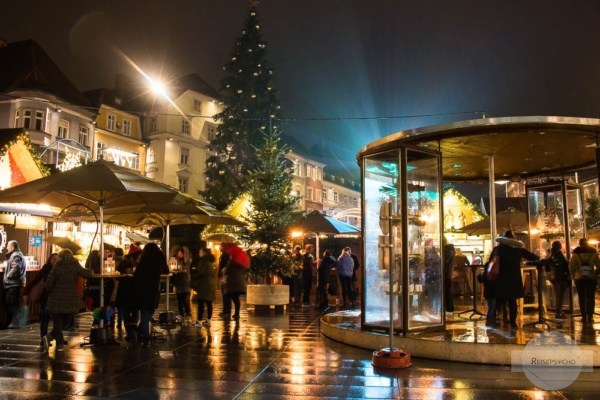 Hauptplatz Graz Advent