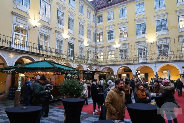 Paradeishof Graz im Advent