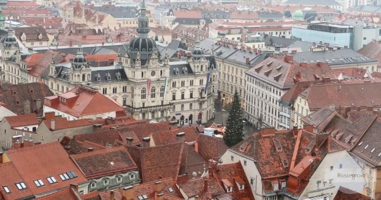 Graz im Advent – Vorweihnachtliche Innenstadt