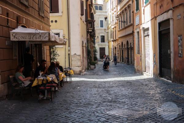 Ruhe in Rom