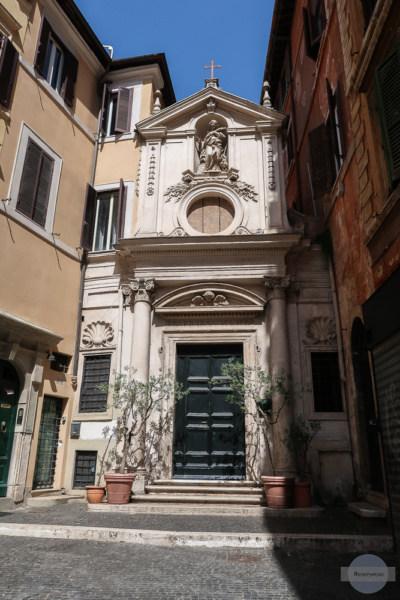 Barbara Kirche in Rom - Geheimtipps für Rom