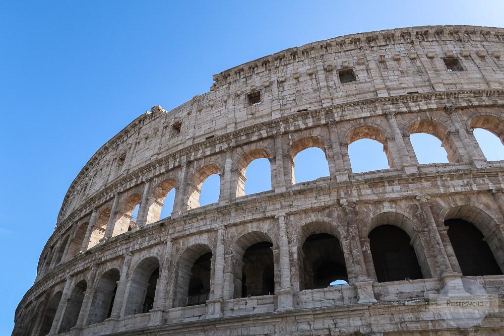 Kolloseum in Rom - Geheimtipp für einen schnellen Eintritt