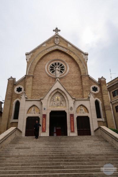 Unbekannte Kirche San Alfonso in Rom
