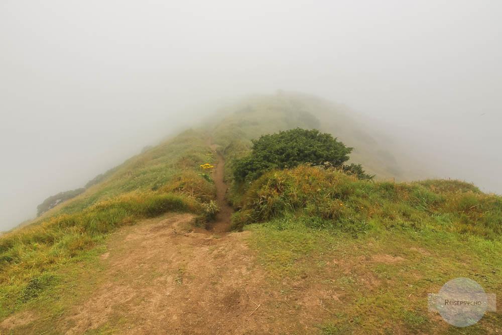 Wanderung Pico da Vara auf Sao Miguel