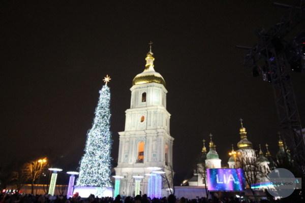 Silvester in Kiew