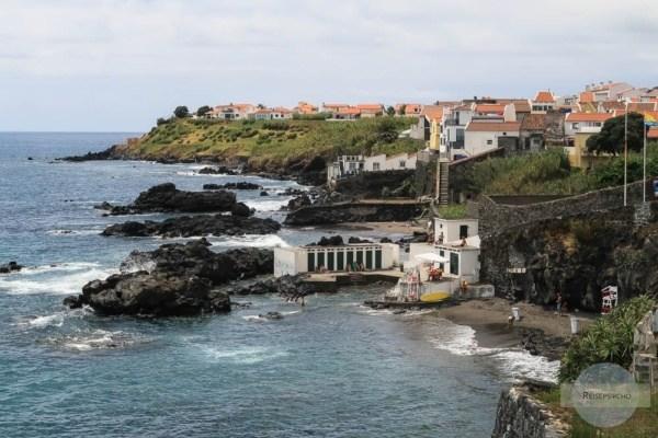 Tipps zum Baden auf den Azoren: Hafenbäder