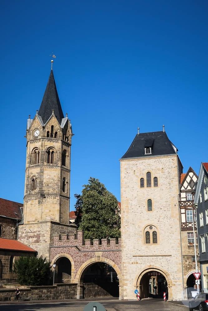 Turm in Eisenach