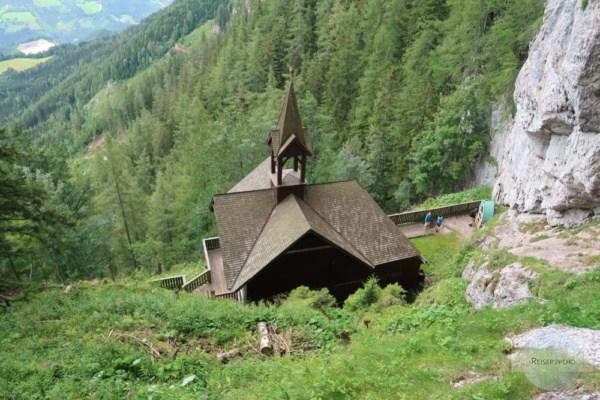Die Heimat schätzen lernen - Schüsserlbrunn am Hochlantsch
