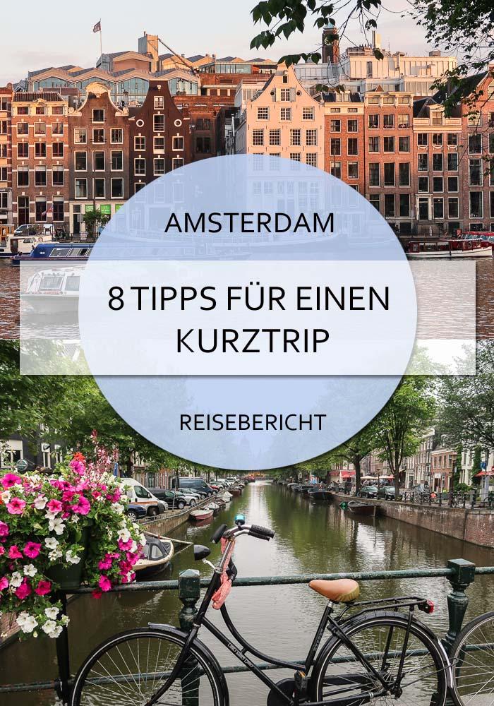 Was kann man in Amsterdam in wenigen Tagen alles erleben? #amsterdam #holland #niederlande #kurztrip #hauptstadt #mädelstrip #ndsm #grachten #rijksmuseum #reisen #blog