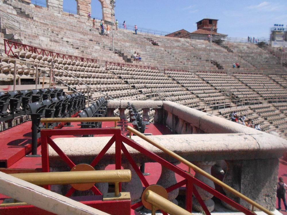 Verona Arena VIP Loge