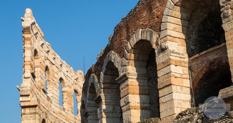 Arena di Verona – ein Operntrip in den Süden