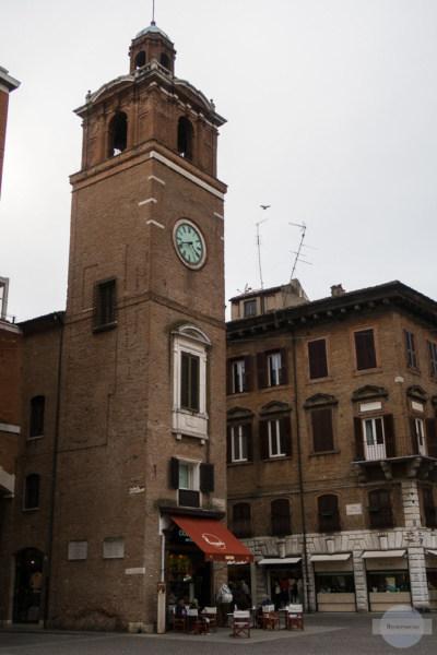 Glockenturm in Ferrara