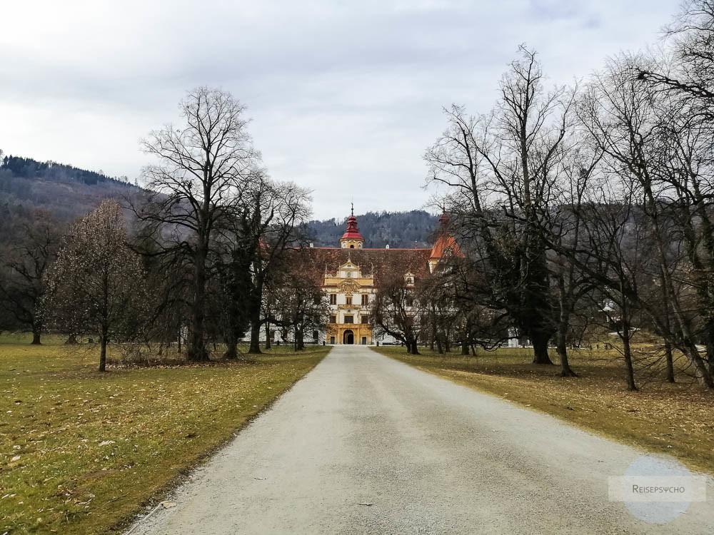Schloss Eggenberg in Graz