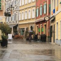 Fotografieren bei Regen - Reisefotos mal anders