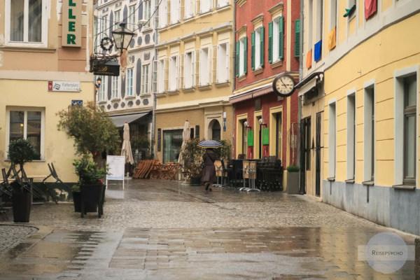 Fotografieren bei Regen - Tipps und Fotoideen