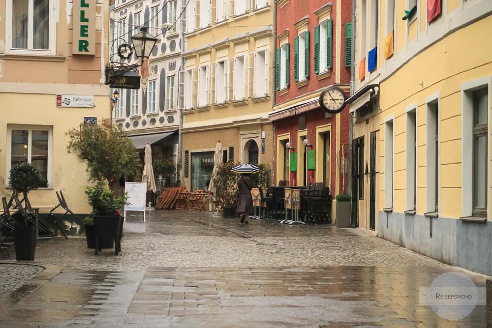 Fotografieren bei Regen – Reisefotos mal anders