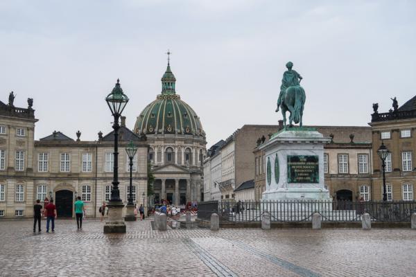 Kopenhagen Regen