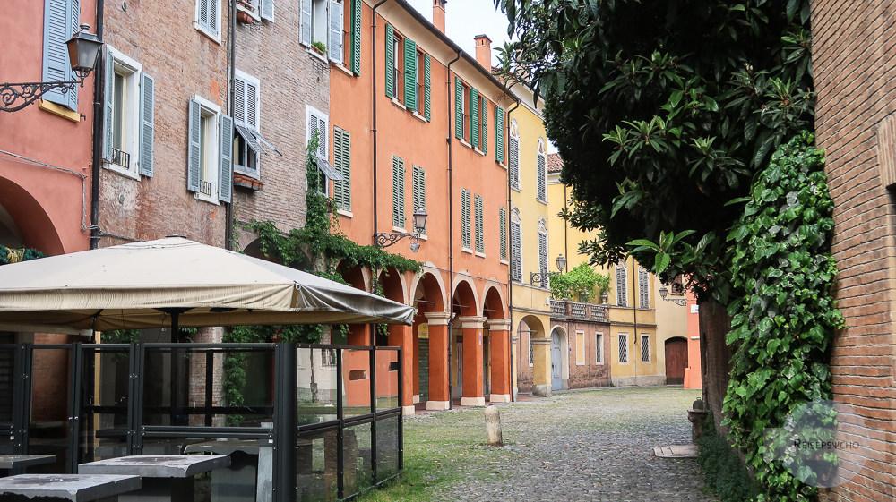 Stadt in der Emilia-Romagna
