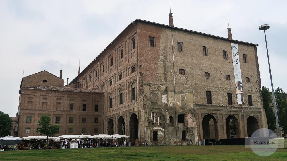 Palazzo Pilotta in Parma