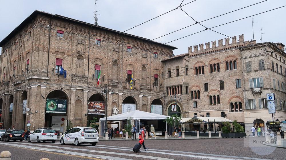 Piazza Garibaldi in Parma