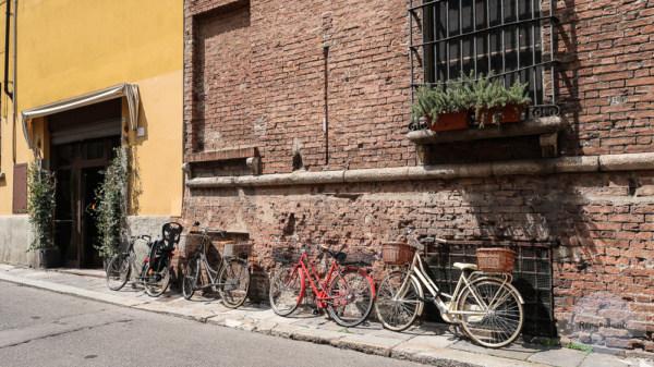 Radfahren in der Emilia-Romagna