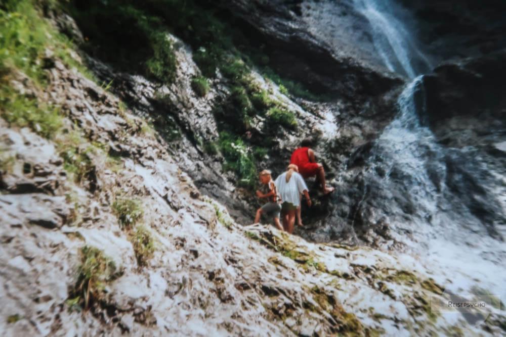 Wasserfall Kärtnen