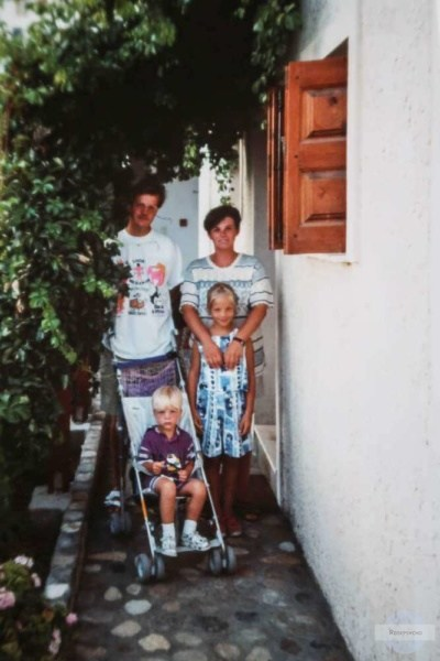 Kindheitserinnerung an Urlaube