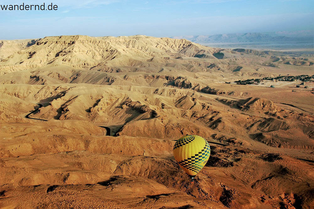 Nilkreuzfahrt Ballon Silvester
