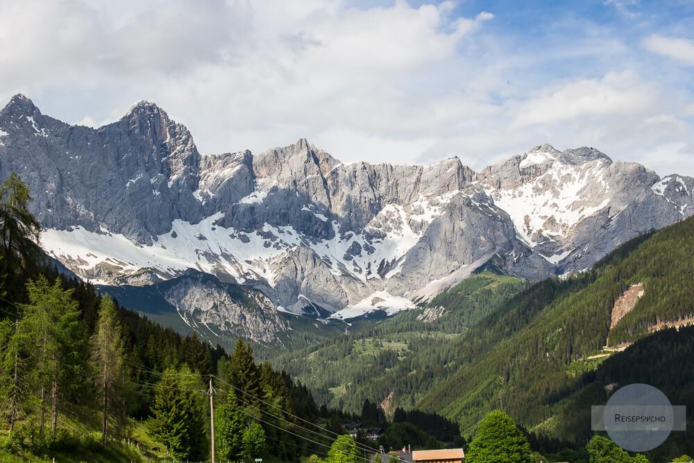Alpen in Gefahr