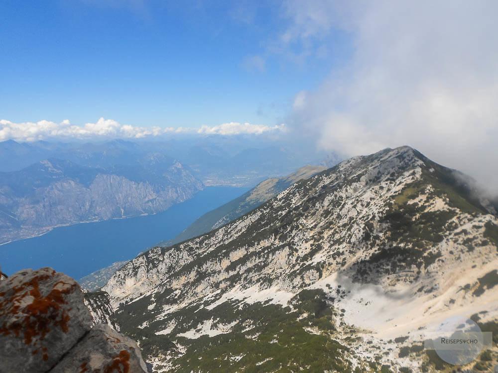 Ausblick vom Monte Baldo