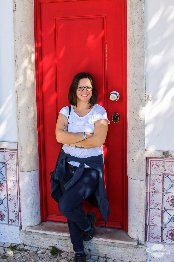 Psychologin und Reisebloggerin Barbara