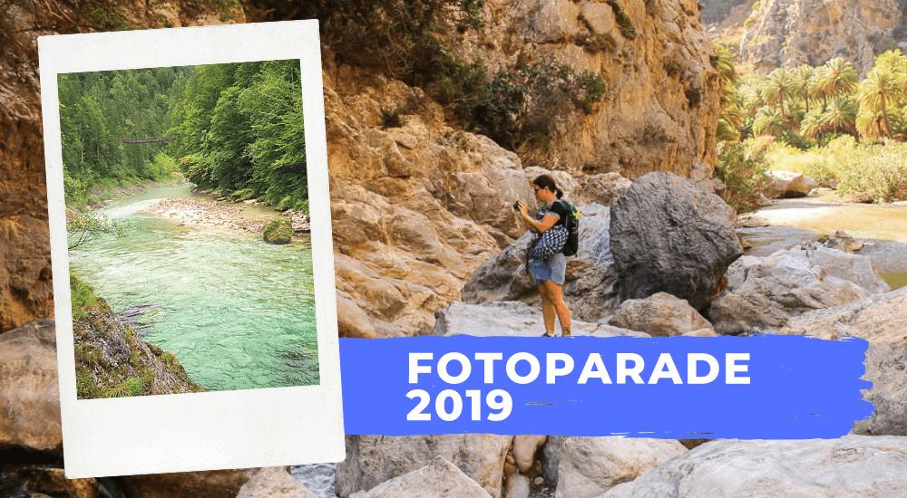 Fotoparade 2019 - meine schönsten Reisefotos